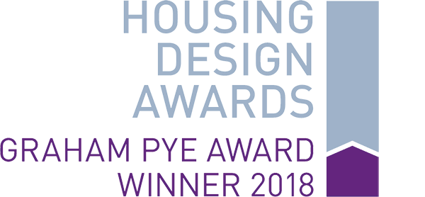 Housing Design Awards - Graham Pye Award Winner 2018